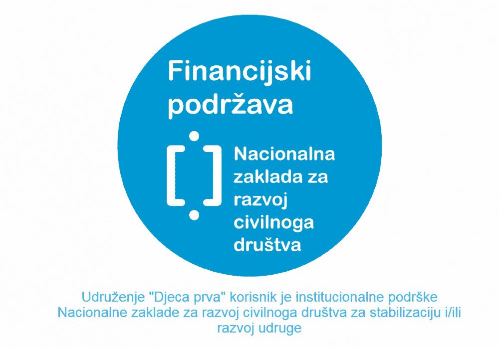 Nacionalna zaklada logo i text 2020